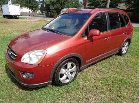 2007 Kia Rondo for sale at Liberty Motors in Chesapeake VA