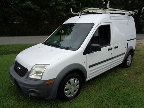 2012 Ford Transit Connect for sale at Liberty Motors in Chesapeake VA