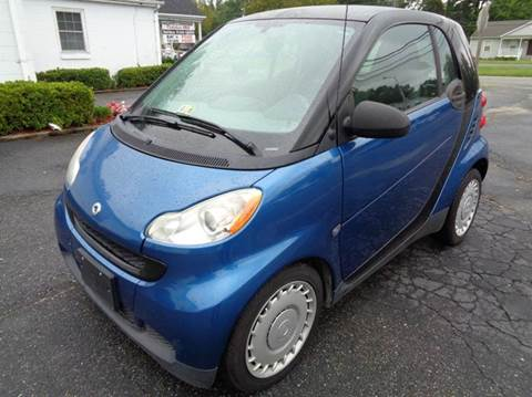 2009 Smart fortwo for sale at Liberty Motors in Chesapeake VA