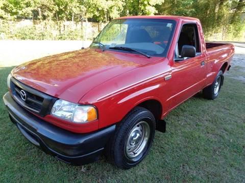 2001 Mazda B-Series Pickup for sale at Liberty Motors in Chesapeake VA