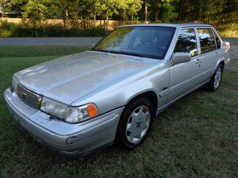 1998 Volvo S90 for sale at Liberty Motors in Chesapeake VA
