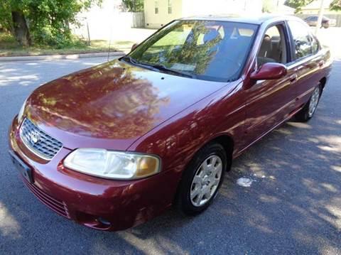 2002 Nissan Sentra for sale at Liberty Motors in Chesapeake VA
