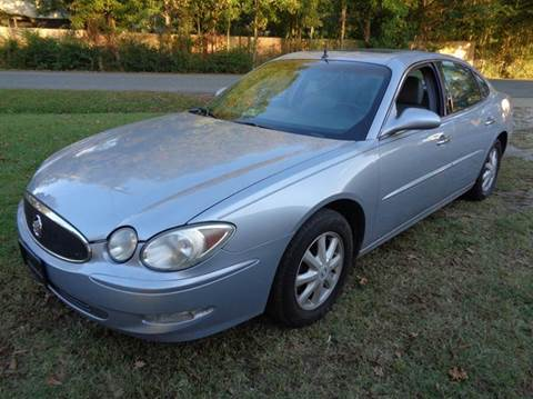 2005 Buick LaCrosse for sale at Liberty Motors in Chesapeake VA