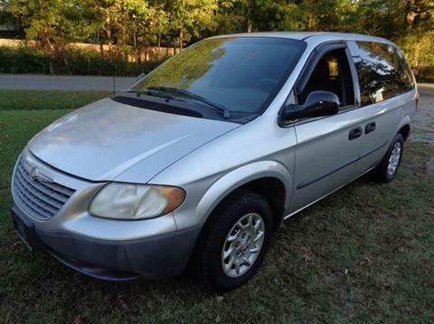 2002 Chrysler Voyager for sale at Liberty Motors in Chesapeake VA