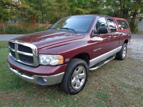 2003 Dodge Ram Pickup 1500 for sale at Liberty Motors in Chesapeake VA