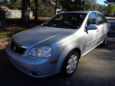 2006 Suzuki Forenza for sale at Liberty Motors in Chesapeake VA
