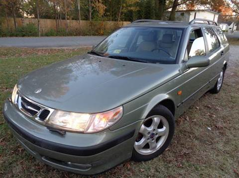 1999 Saab 9-5 for sale at Liberty Motors in Chesapeake VA