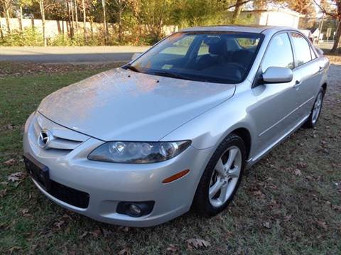 2006 Mazda MAZDA6 for sale at Liberty Motors in Chesapeake VA