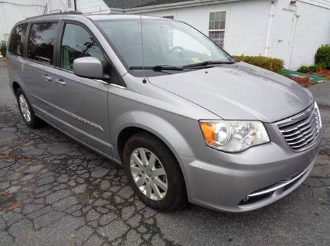 2013 Chrysler Town and Country for sale at Liberty Motors in Chesapeake VA