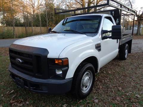 2010 Ford F-250 Super Duty for sale at Liberty Motors in Chesapeake VA