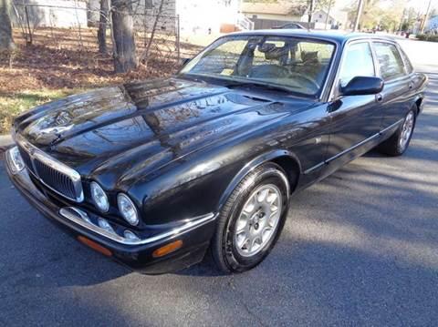 2000 Jaguar XJ-Series for sale at Liberty Motors in Chesapeake VA