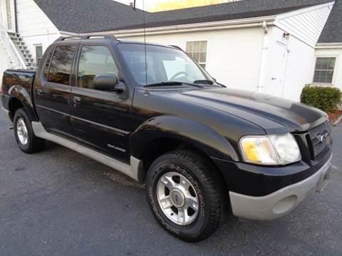 2001 Ford Explorer Sport Trac for sale at Liberty Motors in Chesapeake VA