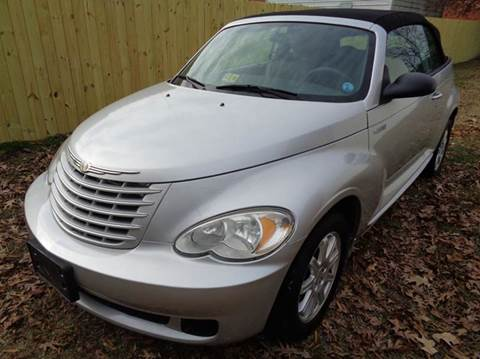 2006 Chrysler PT Cruiser for sale at Liberty Motors in Chesapeake VA