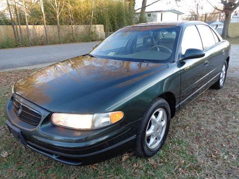 2003 Buick Regal for sale at Liberty Motors in Chesapeake VA