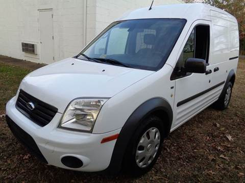 2013 Ford Transit Connect for sale at Liberty Motors in Chesapeake VA