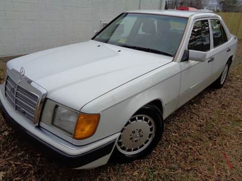 1992 Mercedes-Benz 300-Class for sale at Liberty Motors in Chesapeake VA