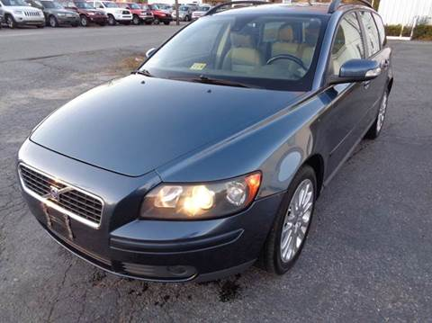 2007 Volvo V50 for sale at Liberty Motors in Chesapeake VA