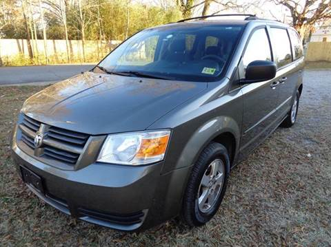 2010 Dodge Grand Caravan for sale at Liberty Motors in Chesapeake VA