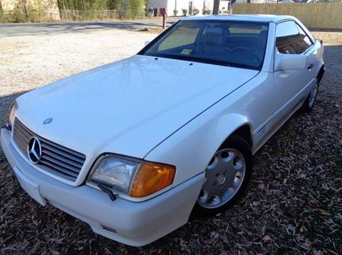 1994 Mercedes-Benz SL-Class for sale at Liberty Motors in Chesapeake VA
