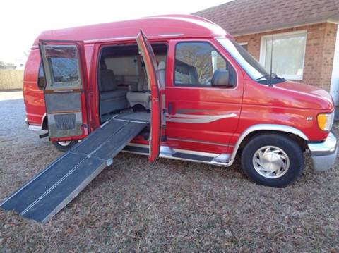 2002 Ford E-150 for sale at Liberty Motors in Chesapeake VA