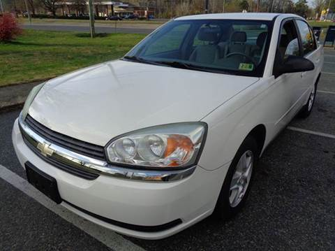 2004 Chevrolet Malibu for sale at Liberty Motors in Chesapeake VA