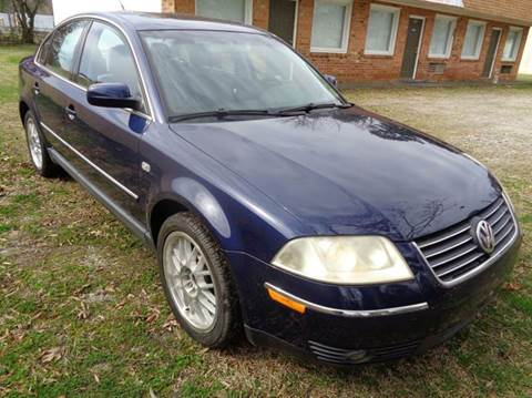 2004 Volkswagen Passat for sale at Liberty Motors in Chesapeake VA
