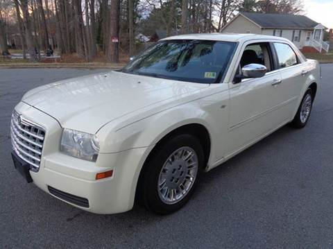2007 Chrysler 300 for sale at Liberty Motors in Chesapeake VA