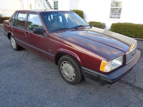 1994 Volvo 940 for sale at Liberty Motors in Chesapeake VA
