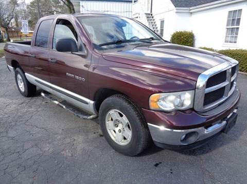2004 Dodge Ram Pickup 1500 for sale at Liberty Motors in Chesapeake VA
