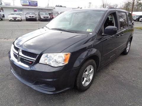 2013 Dodge Grand Caravan for sale at Liberty Motors in Chesapeake VA