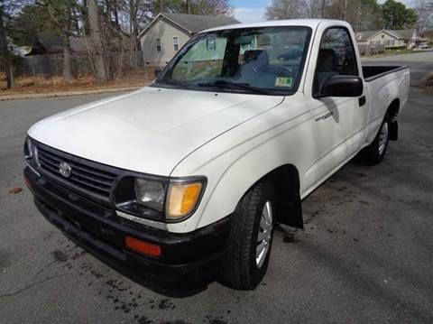 1996 Toyota Tacoma for sale at Liberty Motors in Chesapeake VA