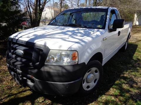 2008 Ford F-150 for sale at Liberty Motors in Chesapeake VA