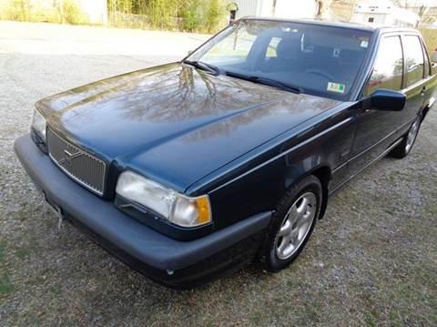 1996 Volvo 850 for sale at Liberty Motors in Chesapeake VA