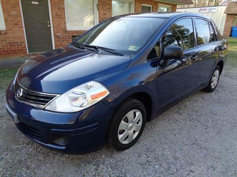 2011 Nissan Versa for sale at Liberty Motors in Chesapeake VA