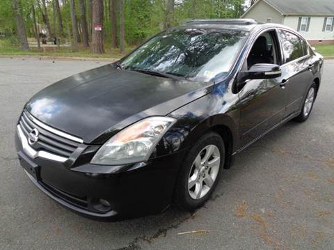 2008 Nissan Altima for sale at Liberty Motors in Chesapeake VA