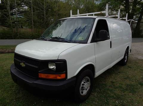 2007 Chevrolet Express Cargo for sale at Liberty Motors in Chesapeake VA