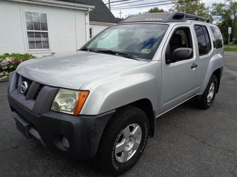 2007 Nissan Xterra for sale at Liberty Motors in Chesapeake VA