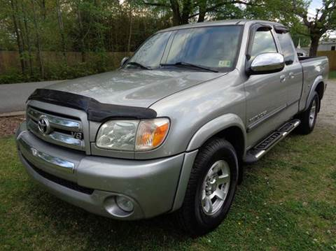2005 Toyota Tundra for sale at Liberty Motors in Chesapeake VA