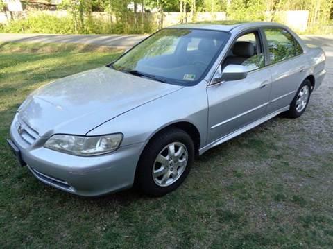 2001 Honda Accord for sale at Liberty Motors in Chesapeake VA