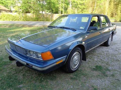 1988 Buick Century for sale at Liberty Motors in Chesapeake VA