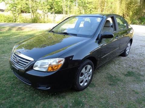 2009 Kia Spectra for sale at Liberty Motors in Chesapeake VA