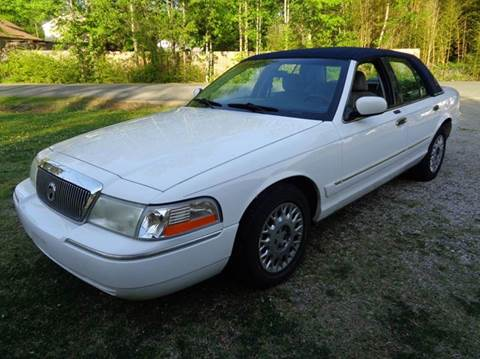 2003 Mercury Grand Marquis for sale at Liberty Motors in Chesapeake VA
