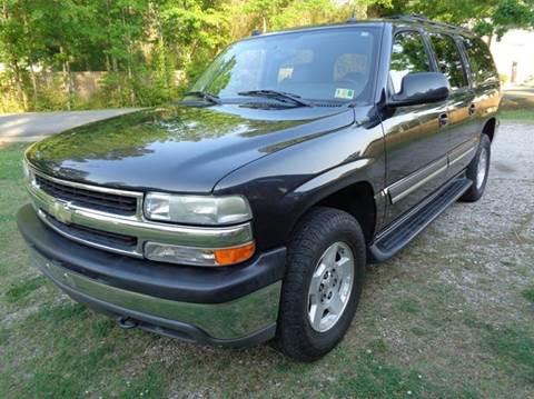 2004 Chevrolet Suburban for sale at Liberty Motors in Chesapeake VA