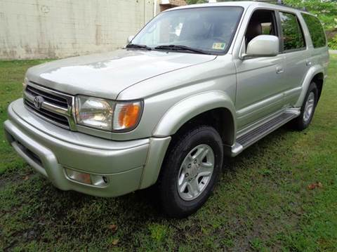 2000 Toyota 4Runner for sale at Liberty Motors in Chesapeake VA