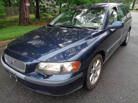 2003 Volvo V70 for sale at Liberty Motors in Chesapeake VA