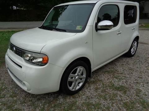 2013 Nissan cube for sale at Liberty Motors in Chesapeake VA