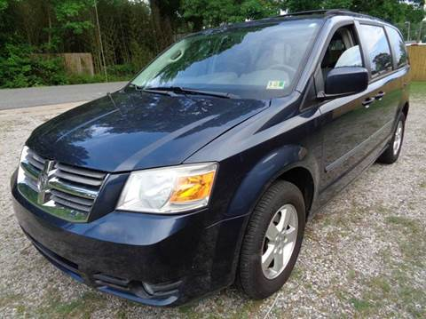 2008 Dodge Grand Caravan for sale at Liberty Motors in Chesapeake VA