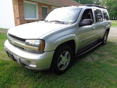 2004 Chevrolet TrailBlazer EXT for sale at Liberty Motors in Chesapeake VA