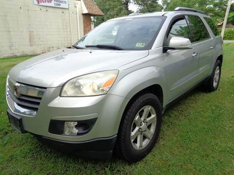2008 Saturn Outlook for sale at Liberty Motors in Chesapeake VA