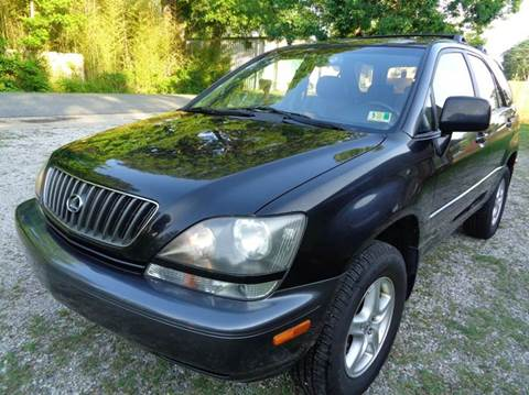 2000 Lexus RX 300 for sale at Liberty Motors in Chesapeake VA